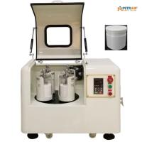 Buy cheap Verticle Metal Alloying Lab Ball Mill Equipment 2L Powdering Device Low Noise product