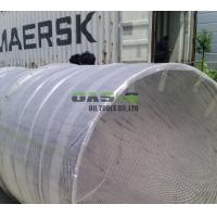 Buy cheap Passive Intake Screens,Stainless steel casing pipe,environmental protection equipment,desalination of sea water from wholesalers