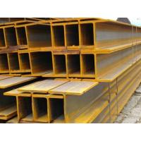 Buy cheap Hot Rolled Structure Mill Price Q235 RSJ H Steel Beam from wholesalers