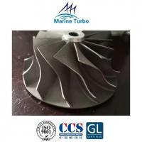 Buy cheap T-RU110 Compressor Impeller from wholesalers