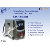 Buy cheap 1064nm & 532nm Yag Laser Tattoo Removal Equipment from wholesalers