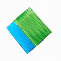 Buy cheap Wholesale Metallic Bubble Mailer Shock-resistance cushioned Aluminium Padded Bubble Envelope from wholesalers