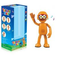 Buy cheap Wholesale Intelligent Talking ROBY Robot Toys With Dancing And Repeat Talking Toy from wholesalers