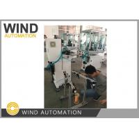 Buy cheap Needle Winding Ceiling Fan Motor Winding Machine For Production Prototypes Stators from wholesalers