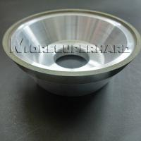 Buy cheap Hybrid bonds Diamond CBN Grinding Wheel,vitrified resin bons diamond grinding wheel product