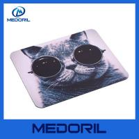 Buy cheap Manufacturer custom design natural rubber base gaming mouse pad for wholesale from wholesalers