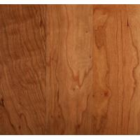 Buy cheap cherry lacquered or oiled floor engineered or solid wide floor, cherry real wood veneer HDF from wholesalers