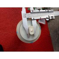 Buy cheap Corrosive Resistant Nylon Conveyor Rollers Fertilizer Plant Carrier and Return Roller from wholesalers