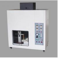 Buy cheap High Professional Flammability Testing Equipment For Rigid Cellular Plastics Testing from wholesalers