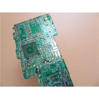 Buy cheap Buried Via PCB  Built On 4 Layer With With BGA and CNC Routing from wholesalers