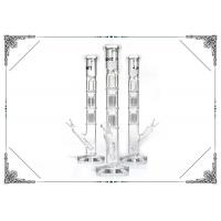 Buy cheap Double Six Arms tree Percolator Bongs 14'' Straight Tube Glass Smoking Water Pipe Bong from wholesalers