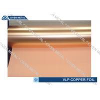 T2 Pure Copper VLP ED Copper Foil For Automotive , Electrical Industries