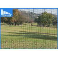 Buy cheap Heavy Duty Clear View Climb Proof Fence , Home Security Anti Cut Fence from wholesalers