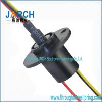 Buy cheap Mini 3 Wires Gold Wind Turbine Slip Ring from wholesalers