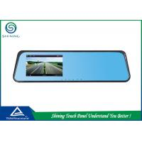 Buy cheap Capacitive 4.3 Inch Touch Screen Touch Lens / 4.3 Rear View Mirror Monitor from wholesalers