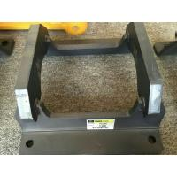 Buy cheap China excavator spare parts KOMATSU PC200 track link guard track chain guard from wholesalers