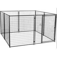 Buy cheap Eco Friendly Metal Dog Kennels For Small Dogs / Cats / Pigs / Rabbits from wholesalers