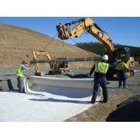 Buy cheap Non Woven Ground Cover Fabric , Geotextile Filter Fabric For Construction Soil Retainer from wholesalers