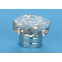 Buy cheap Fashion Crystal Perfume Bottle Cap Surlyn For Aluminum Collar from wholesalers