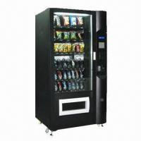 Buy cheap Vending Machine with 4 to 12°C Working Temperature, Suitable for Snacks and Drinks from wholesalers