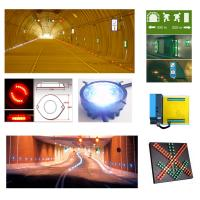 Buy cheap Tunnel Guidance Traffic Control Systems Safety Guiding Warning Lamps from wholesalers