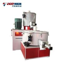 Buy cheap PVC Mixing Plastic Auxiliary Machine 200~1500 Kg/Hr Electric Control System from wholesalers