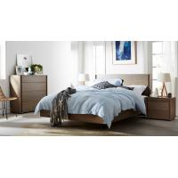 Buy cheap Apartment Furniture Modern design Bedroom sets of Single Bed with Nightstand and Drawer Chest from wholesalers