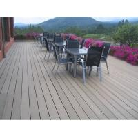 Quality WPC (wood and plastic composite) Outdoor Decking for sale