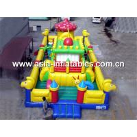 Buy cheap Inflatable Play Ground /Inflatable Fun City / Inflatable Fun Land For Sale from wholesalers