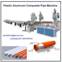 Buy cheap PEX AL PEX/PPR AL PPR Pipe Extruder machine supplier China from wholesalers