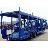 Buy cheap Heavy duty Car Carry Semi Trailer Car Hauler Trailer truck for loading 6 - 10 SUV cars from wholesalers