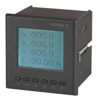 Buy cheap Power Factor Transmission Intelligent Meter (digital panel meter) from wholesalers