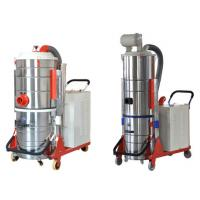 Buy cheap Max 25Kpa Concrete Grinding Vacuum Cleaners 380v-440V Three Phrase from wholesalers