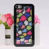 Buy cheap New Bling Crystal Diamond Cases Cover For iPhone 5 from wholesalers