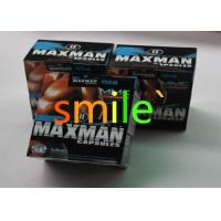 Buy cheap Maxman Ii Sex Energy Capsule For Kidney Function , Mmc Sexual Health Capsules Tablets from wholesalers