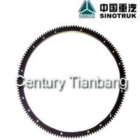 Buy cheap HOWO spare parts 612600020208  STARTER RING GEAR from wholesalers
