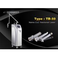 Buy cheap Vaginal Tightening Co2 Fractional Laser Machine For Scar Removal , Facial Rejuvenation from wholesalers