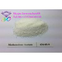 Buy cheap Oral / Injectable America Domestic Primobolan Steroids Methenolone Acetate white powder CAS 434-05-9 from wholesalers