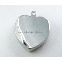 Buy cheap Heart Metal Solid Perfume Case Metal Solid Perfume Case Heart Solid Perfume Case product