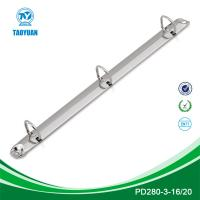 Buy cheap 3 ring clip & D ring mechanism from wholesalers