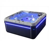 Buy cheap Optional Color Therapeutic Spa Hot Tub Waterfall Music Speaker For Outdoor product