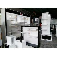 Buy cheap Large Capacity Clothing Display Case Customized Size For Men Retail Shop from wholesalers