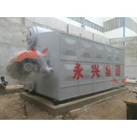 Buy cheap High Pressure Gas Fired Steam Boiler Fully Automatic Flexible Water Tube Boiler from wholesalers