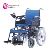 10 front tire small portable electric wheelchair Portable motorized wheelchair