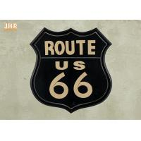 Buy cheap Route 66 Key Box Wooden Wall Plaques Wooden Key Holders from wholesalers
