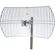 Buy cheap 3G communications 1920-2170MHz 13dBi Directional Grid Parabolic Antenna from wholesalers