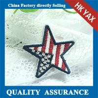 Buy cheap high quality embroidery badge;custom embroidery patch;embroidery patch for clothing from wholesalers