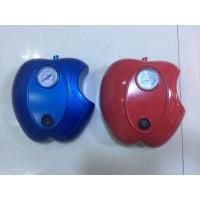 Buy cheap Apple Shape Car DC12V Car Air Pump Plastic Fast Inflation , Blue / Red Color from wholesalers