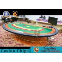 Buy cheap Baccarat Tables Casino NiuNiu Gaming Table Deluxe Casino Grade Heavy Duty from wholesalers