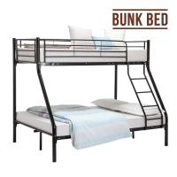 Buy cheap Black Heavy Duty Strong Military Bunk Bed , Steel Bunk Beds For Adults from wholesalers